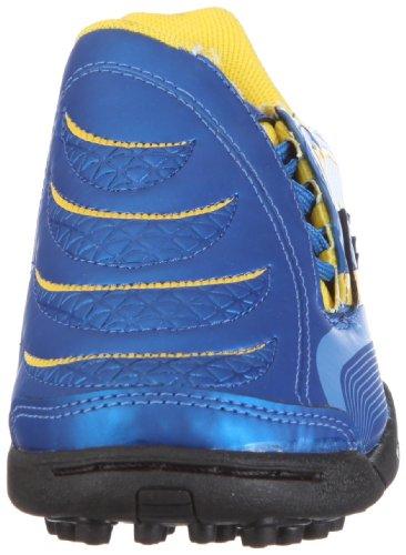 Puma Powercat 3.10 Elektro Tt Jr, Chaussures de Sport-Football Mixte Enfant Bleu - Blau/skydiver-white-dandelion
