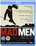 Mad Men Season 2 [Edizione: Regno Unito] [Reino Unido] [Blu-ray]