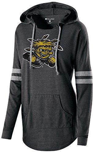 Ouray Sportswear Damen Kapuzen Low Schlüssel Pullover, damen, Women's Hooded Low Key Pullover, Vintage Black/Vintage/Grey -