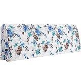 GUOWEI große Rückenlehne Kissen Kissen Bett Pad Rückenlehne Lumbales Schwamm Softcase Unterstützung Nickerchen mit Kopfteil Nachttisch