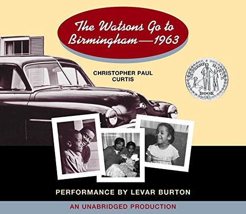 The Watsons Go to Birmingham - 1963 - Curtis Home-audio