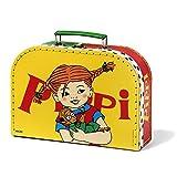 Pippi Langstrumpf 44-3789-00 Koffer, 25 cm, gelb