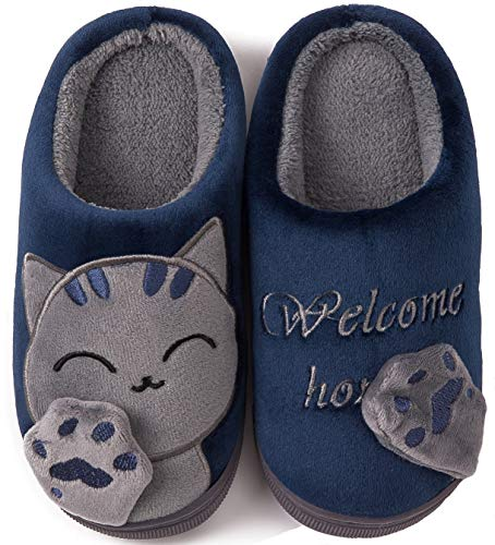ChaxChay Zapatillas Estar Casa Lindo Animados Niños