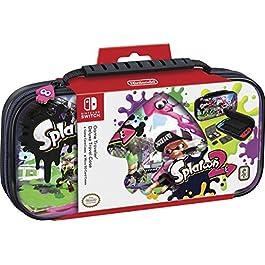 BigBen Custodia Splatoon per Nintendo Switch