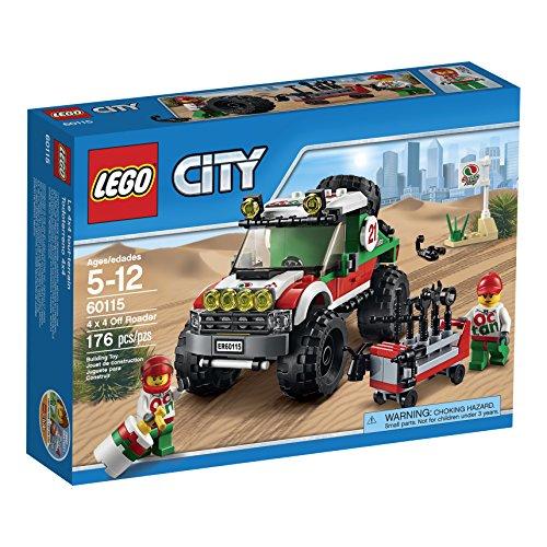 LEGO CITY 4 x 4 Off Roader 60115 by LEGO