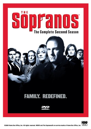 Click for larger image of Sopranos: Complete Second Season [DVD] [1999] [Region 1] [US Import] [NTSC]