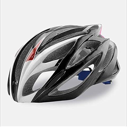 TKWMDZH® Casco di esplosioni biciclette mountain bike equitazione casco , 7