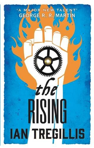 The Rising: Book Two of the Alchemy Wars - Knife Bastard File