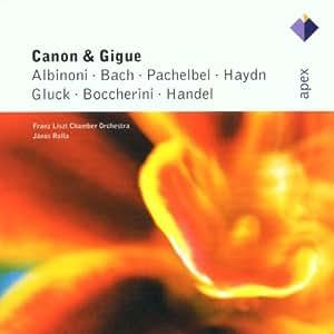 Canon & Gigue  -  Apex