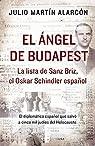 El ángel de Budapest par Martín Alarcón