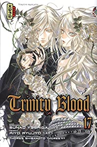 Trinity Blood Edition simple Tome 17