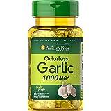 Ail inodore 1000 mg 100 gélules molles