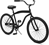 Critical Cycles Herren Chatham-1 Men's Beach Cruiser 26' Single-Speed Bicycle,...