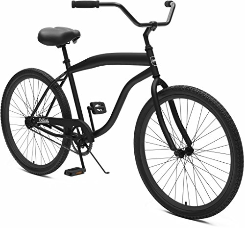 Critical Cycles Herren Chatham-1 Men's Beach Cruiser 26