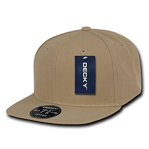 Decky Retro Spannbettlaken Kappen Head Wear, Herren, Khaki, Size 27 Preisvergleich