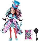 Mattel CJF40 Ever After High - Auf ins Wunderland Madeline Hatter Puppe