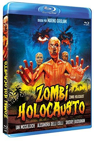 Zombie Holocausto BD 1980