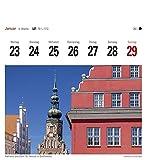 Ostseeküste – Kalender 2017: Sehnsuchtskalender, 53 Postkarten - 2