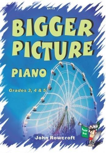 Bigger Picture (Grade 4-5) - Piano - Buch