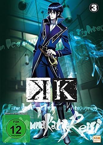 K - Episode 10-13