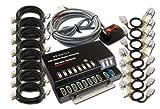 Xprite-160W-8-HID-Bulbs-Hide-A-Way-Emergency-Hazard-Warning-Strobe-Lights
