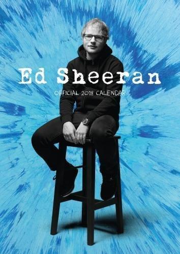 Produktbild Ed Sheeran Official 2018 Calendar - A3 Poster Format (Calendar 2018)