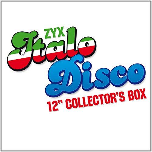 Italo Disco 12 Inch Collector's Box Vision-box