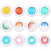 Sunmns Close Up de filtre pour objectif de couleur pour Fujifilm Instax Mini 8/8+/9film instantané Camera, 12pièces
