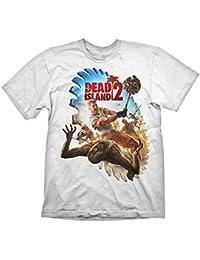 Dead Island 2 T-Shirt Saw Blade XL