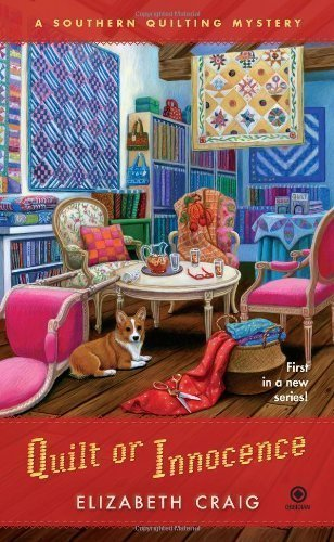 Quilt or Innocence: A Southern Quilting Mystery by Craig, Elizabeth [MassMarket(2012/6/5)] (Quilt Elizabeth Für)