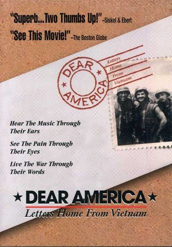 DEAR AMERICA-LETTERS FROM HOME VIETNAM (Letters Home From Vietnam)