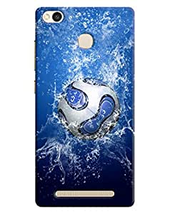 Xiaomi Redmi 3S Prime Back Cover (3D Printed Designer Mobile Cover Case) By Richlime