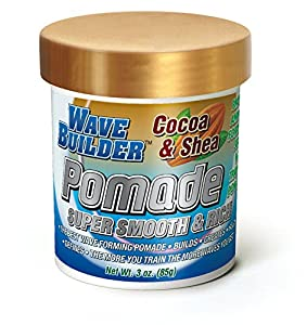 Wavebuilder Wave Builder Super Smooth & Rich Pomade