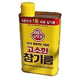 Ottogi 100% koreanisches Sesamöl geröstet 1L