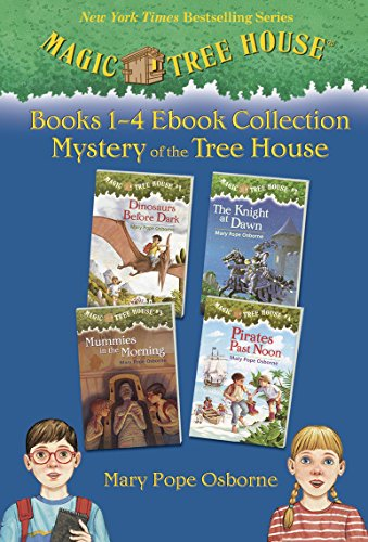 Mystery of the Tree House (Magic Tree House (R) Book 1) (English Edition)