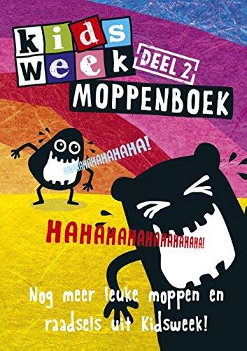 Kidsweek moppenboek (Dutch Edition) por Week Kids