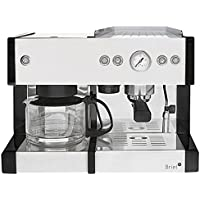 Briel ED279E IN - Cafetera automática, 1,8 l, 19 bar, color