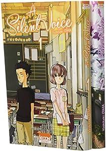 A Silent Voice Pack découverte Tomes 1 et 2