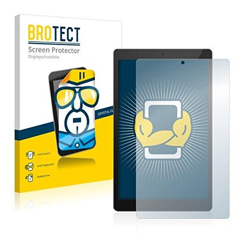 2X BROTECT HD Clear Bildschirmschutz Schutzfolie für Odys Wintab Gen 8 (kristallklar, extrem Kratzfest, schmutzabweisend)