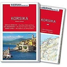 MERIAN momente Reiseführer Korsika: Mit Extra-Karte zum Herausnehmen
