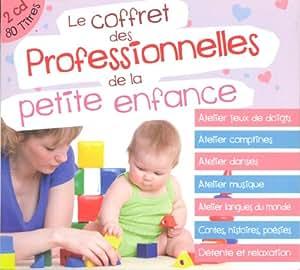 Le Coffret des Professionnels de la Petite Enfance