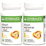 #8: Herbalife Afresh Powder - 50 G (Lemon, Pack Of 2)