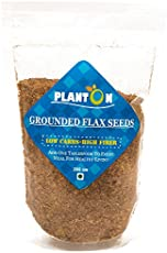 Planton Grounded Flax Seeds - 200 GM