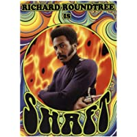 Richard Roundtree-Shaft, 10 x 15 cm, motivo: Cartolina