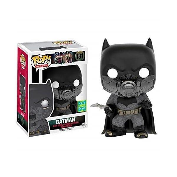 Funko Pop Batman (Escuadrón Suicida 131) Funko Pop Escuadrón Suicida