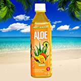 Just Drink Aloe Mangue 500 ml (Pack de 12)