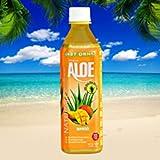 Just Drink Aloe Mangue 500ml (Pack de 12)
