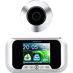 Somikon - Caméra judas numérique à enregistrement manuel