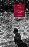 L'Imparfait: Roman autobiographique par Chessex