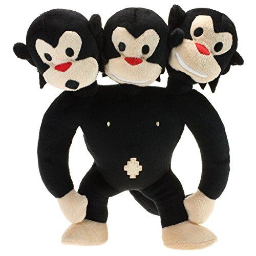 Peluche Mono de Tres Cabe